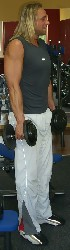 Übung: Schulterheben