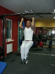 Übung: Beinheben