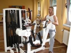 Übung: Rückenisolator dual
