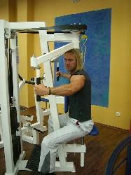 Übung: Rückencrosser