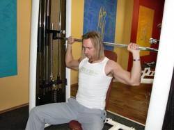 Übung: Schulterdrücken