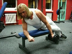 Übung: Seitheben