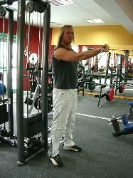 Übung: Frontheben